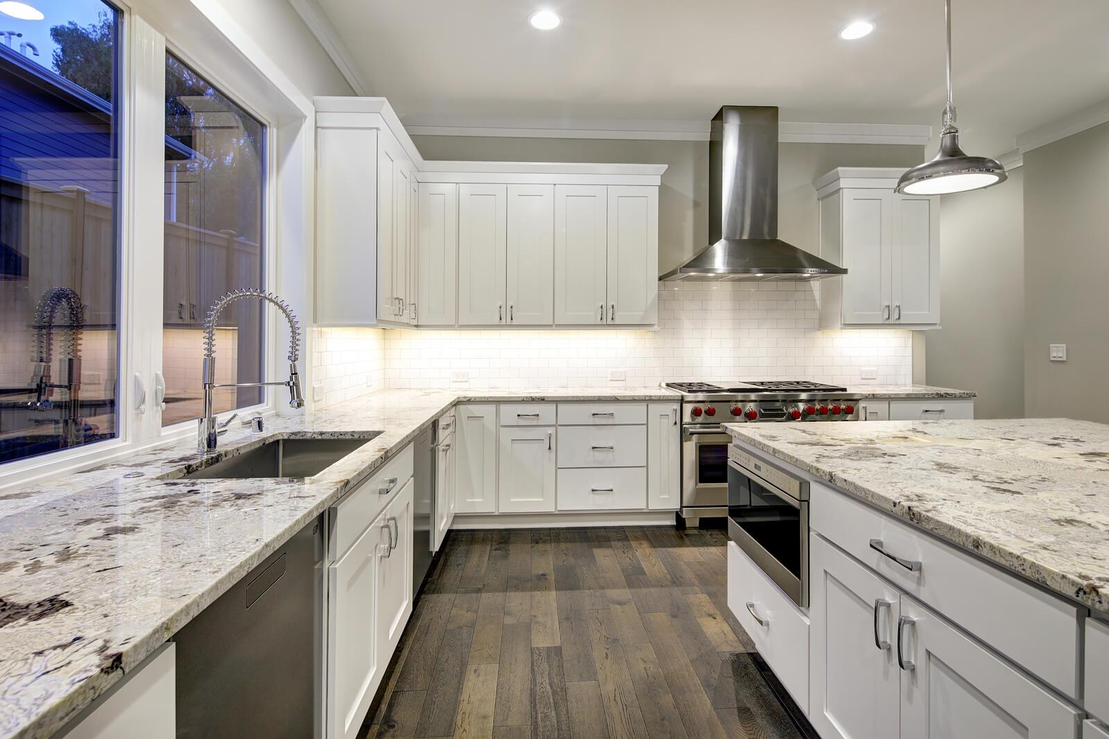 Spacious Kitchen Design